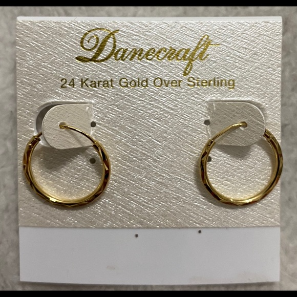 Danecraft Jewelry - Hoop earrings